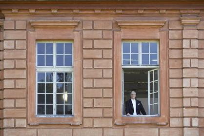 Fagottist und Dirigent Eckart Hübner