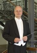 Der Dirigent Eckart Hübner